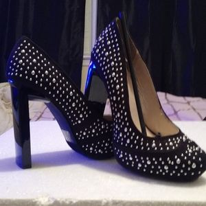 FRH studded High Heels Pumps